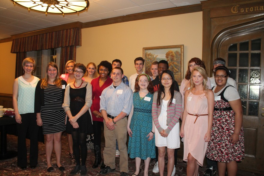 2013 Scholarships and Awards!
