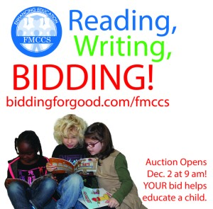 Reading, Writing, & Bidding 2019!