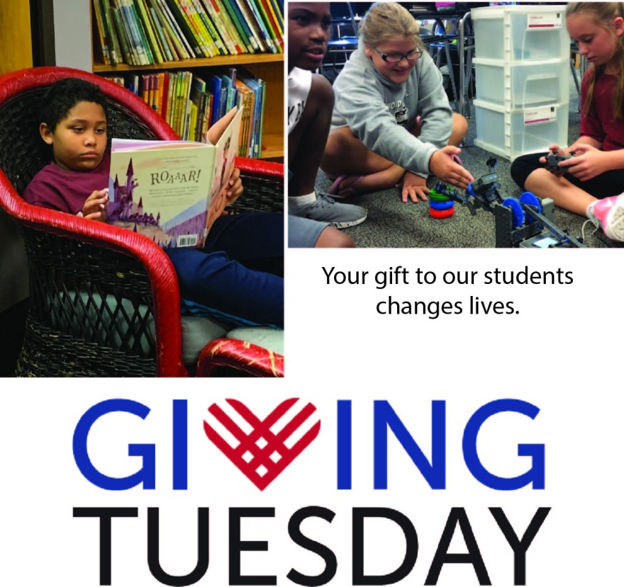 Support the Foundation on Giving Tuesday!